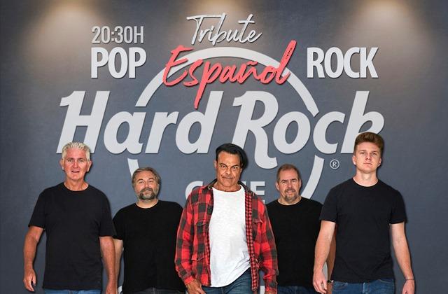 TRIBUTO AL POP ROCK ESPAÑOL POR CROSSFIRE